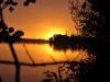 Mit einem fast unbemerkten, aber traumhaften Sonnenuntergang, ging das Lager am Samstagabend seinem Ende entgegen