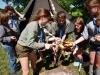 die Sippe Okapi