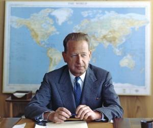 Dag Hammarskjöld 1959
